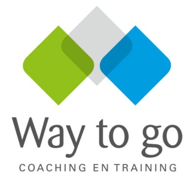 Way to go | coaching en training